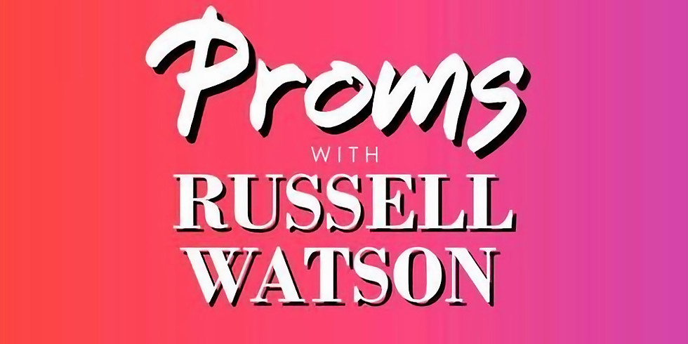 Proms with Russell Watson