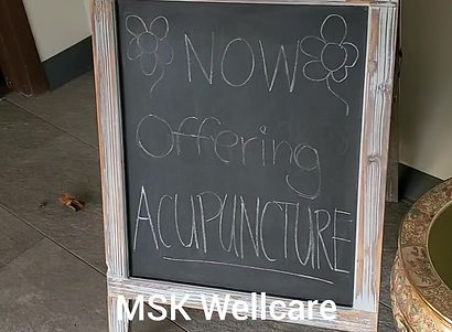 MSK Wellcare Acupuncture office video in Huntington, NY