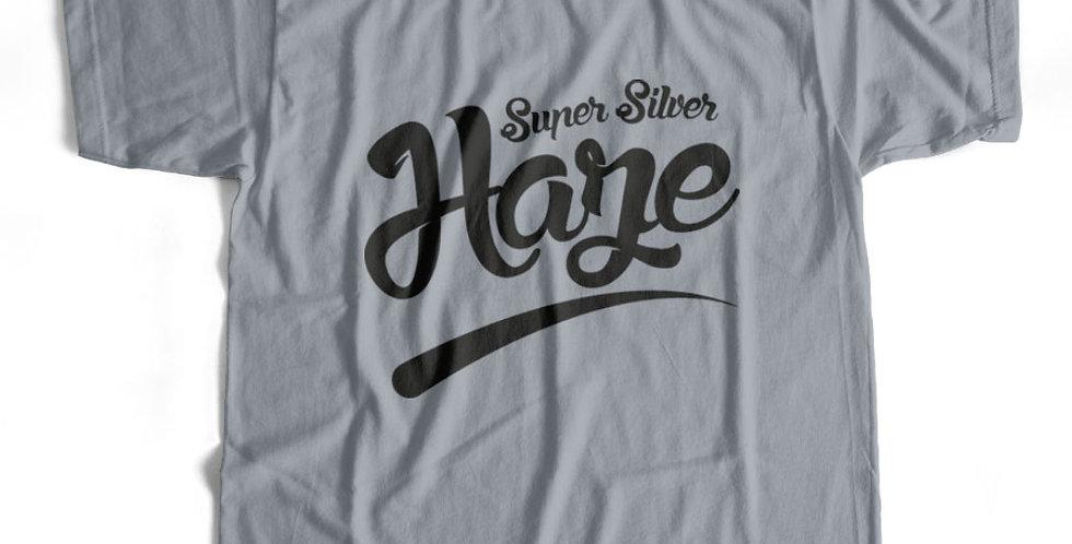 Super Silver Haze Weed Strain Tee & Hoody