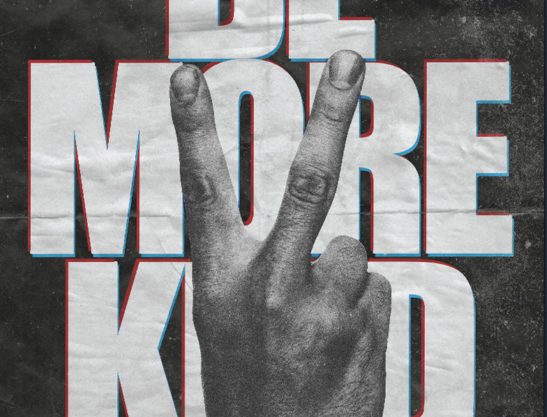Frank Turner Be More Kind Poster Art Print