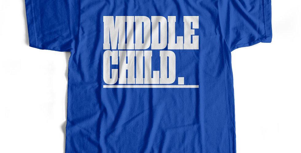Middle Child J-Cole Hip-Hop  Custom Made T-shirt / Hoody / Street Hoodie