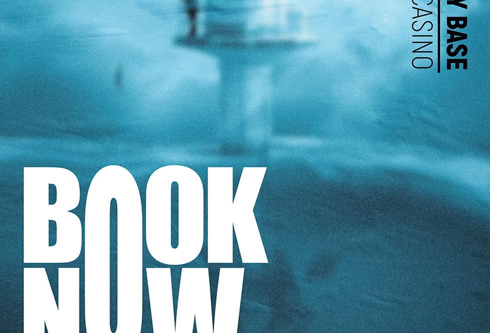 Book Now Arctic Monkeys Tranquility Base Art Print