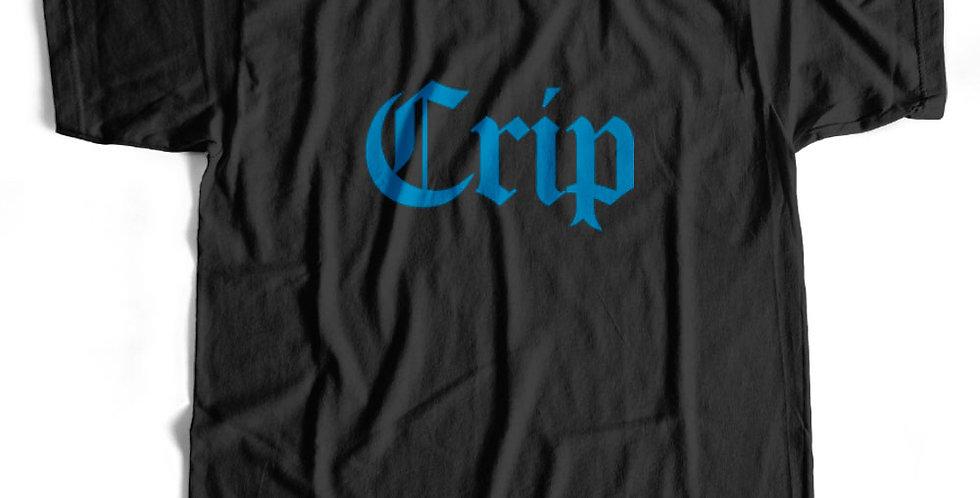 Old English Crip Gang LA Paisley T-shirt / Hoody / Street Hoodie