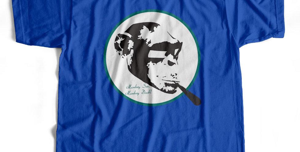 Monkey See Monkey Doob Tshirt & Hoody