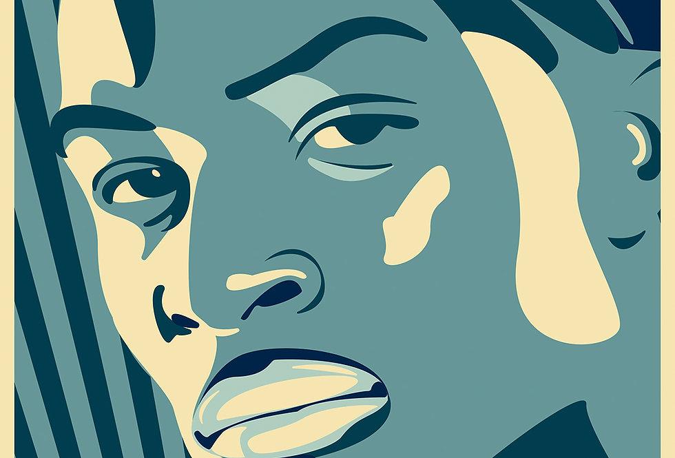 TI Urban Legend Poster Hip-Hop Poster Art Print