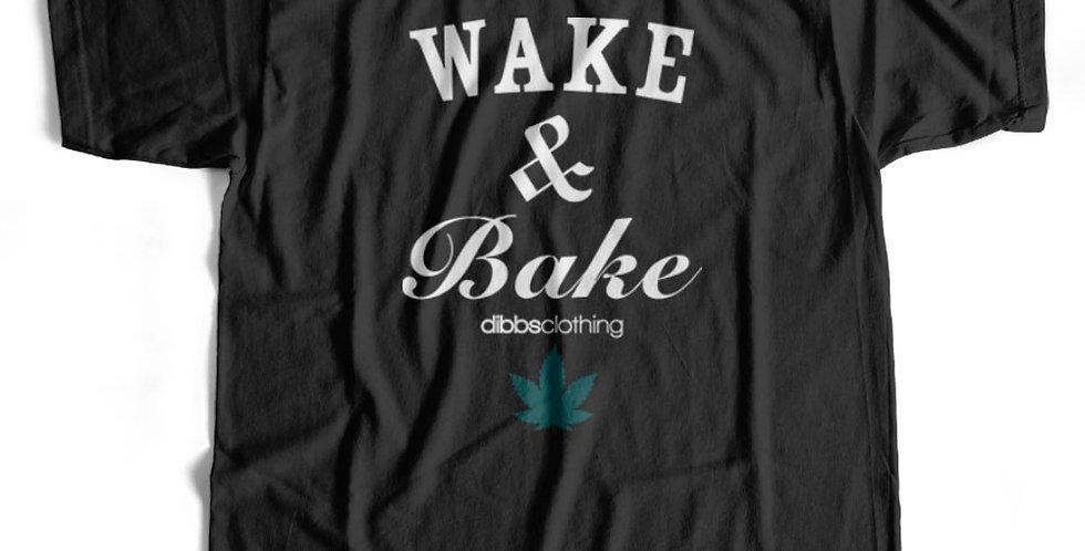 Wake & Bake Weed Strain Tee & Hoody