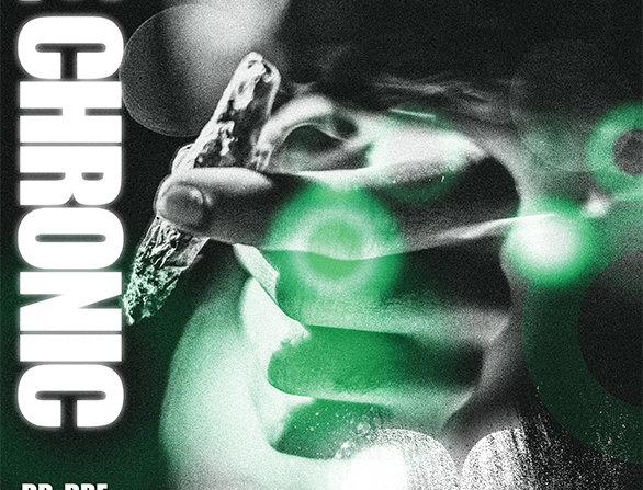Dr Dre The Chronic Graffiti Poster Art Print