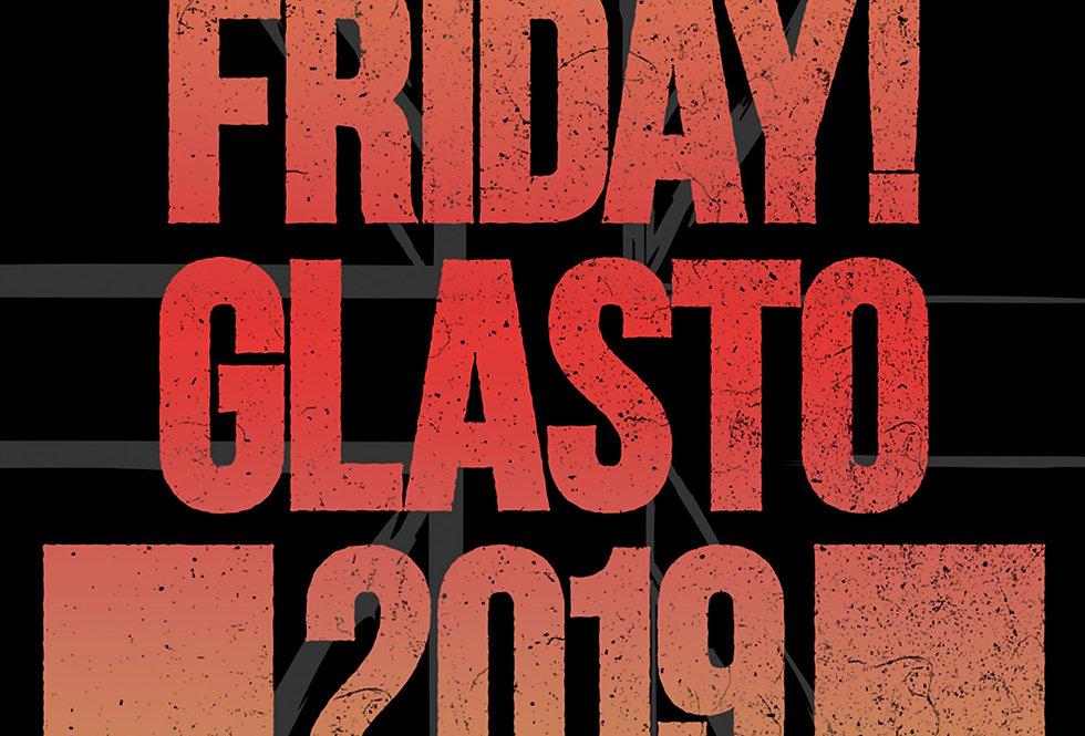 Stormzy Friday! Glastonbury Headliner