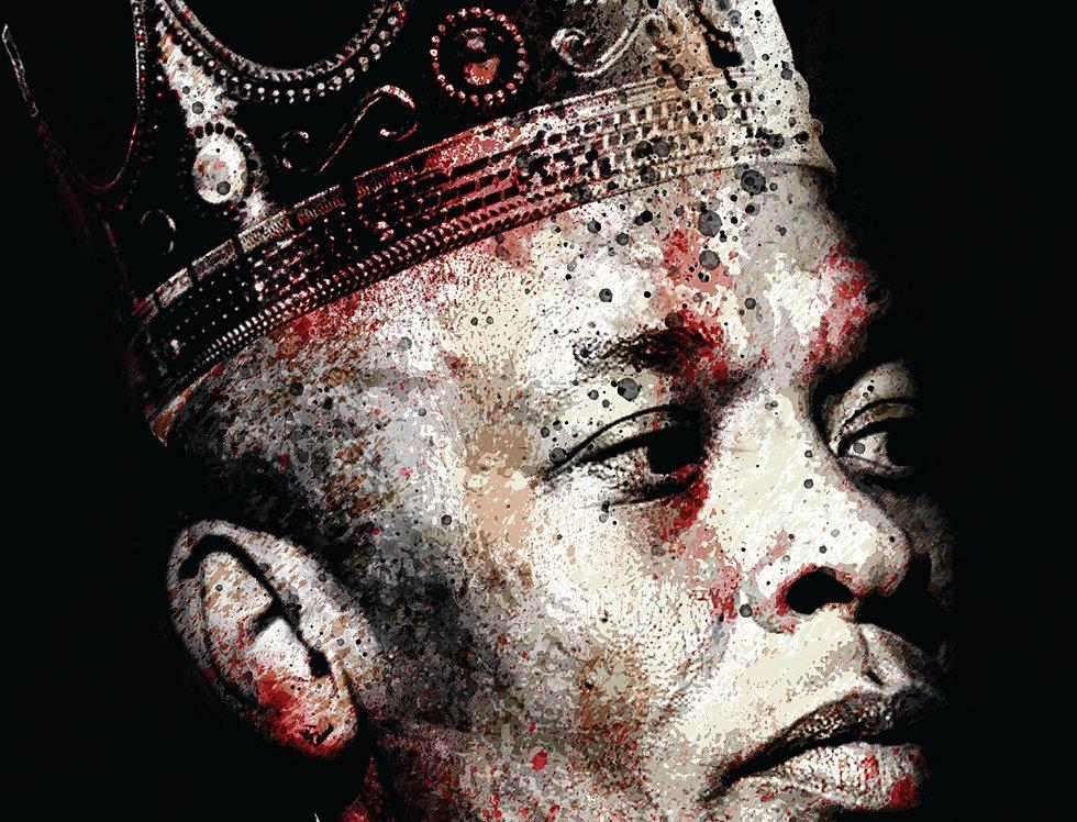 Dr Dre Urban Kings Art Print Modernist Chronic Album