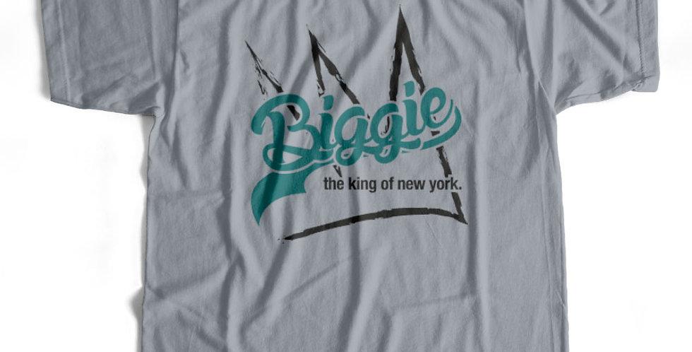 King Of New York Biggie T-shirt and Hoody