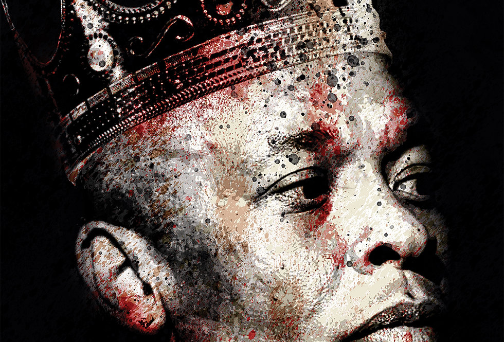 Dr. Dre Compton Poster Album Urban Kings Art Print