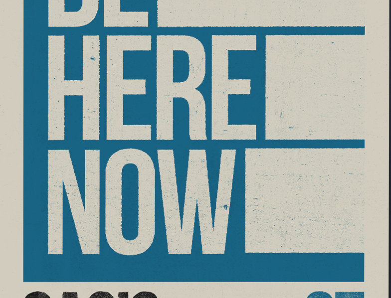 Oasis Be Here Now Swiss Poster Art Print