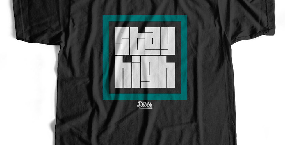 Stay High Weed Clothing THC Strain Tee / Hoody