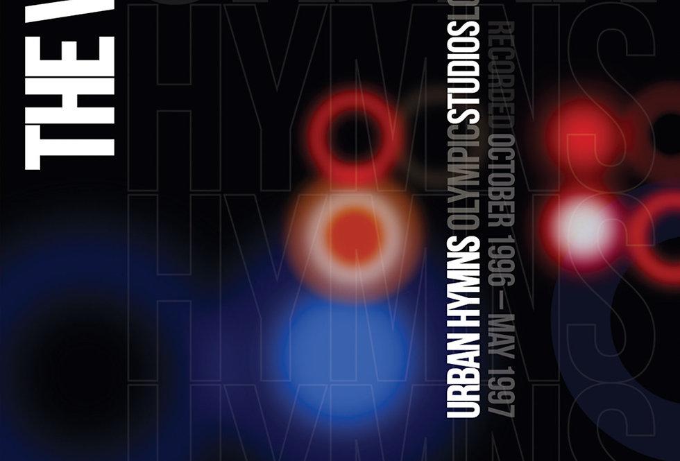 The Verve Urban Hymns 1997 Britpop Art Print