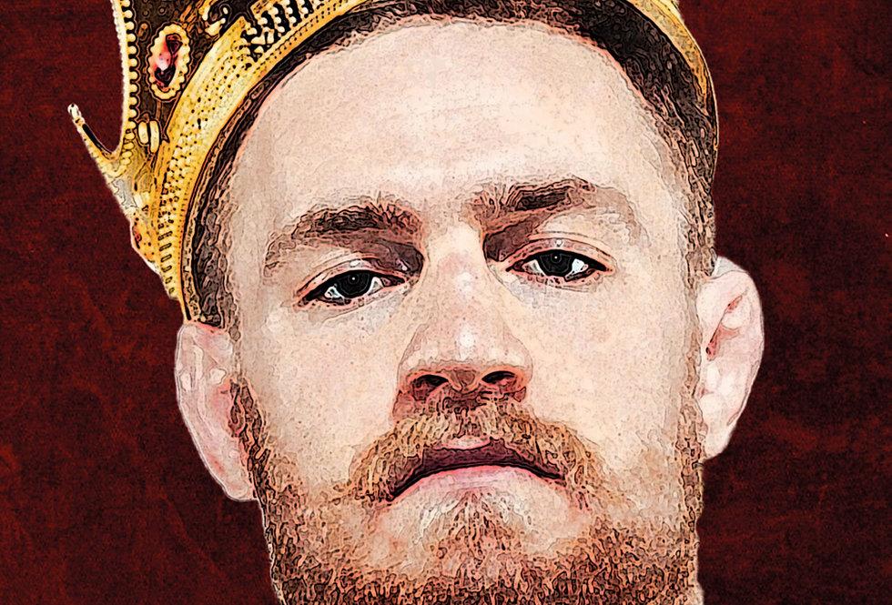 King Conor McGregor