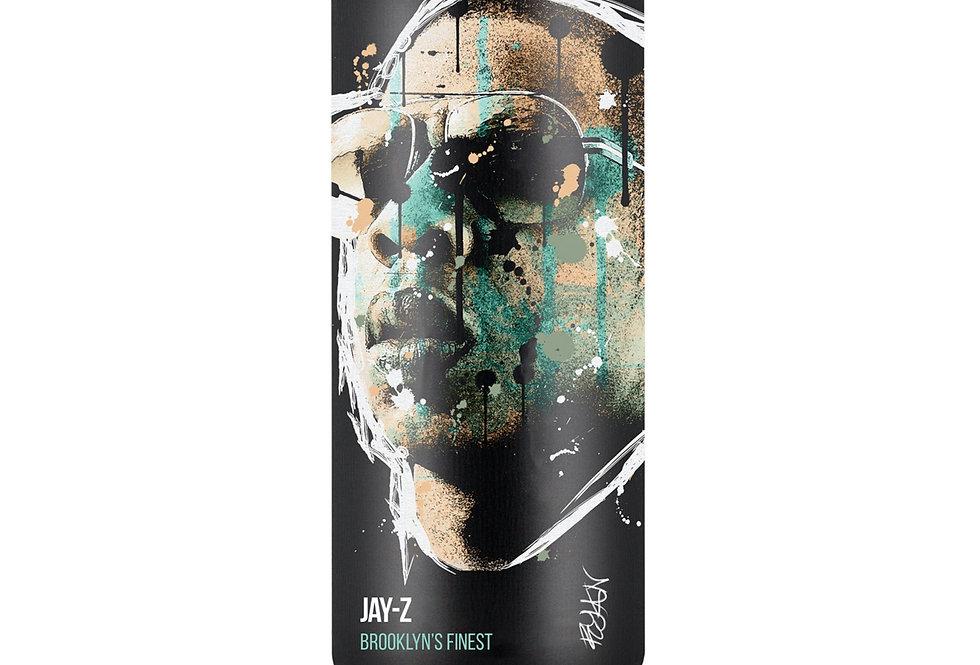 Jay-Z Graffiti Poster Art Print Brooklyn Hip-Hop