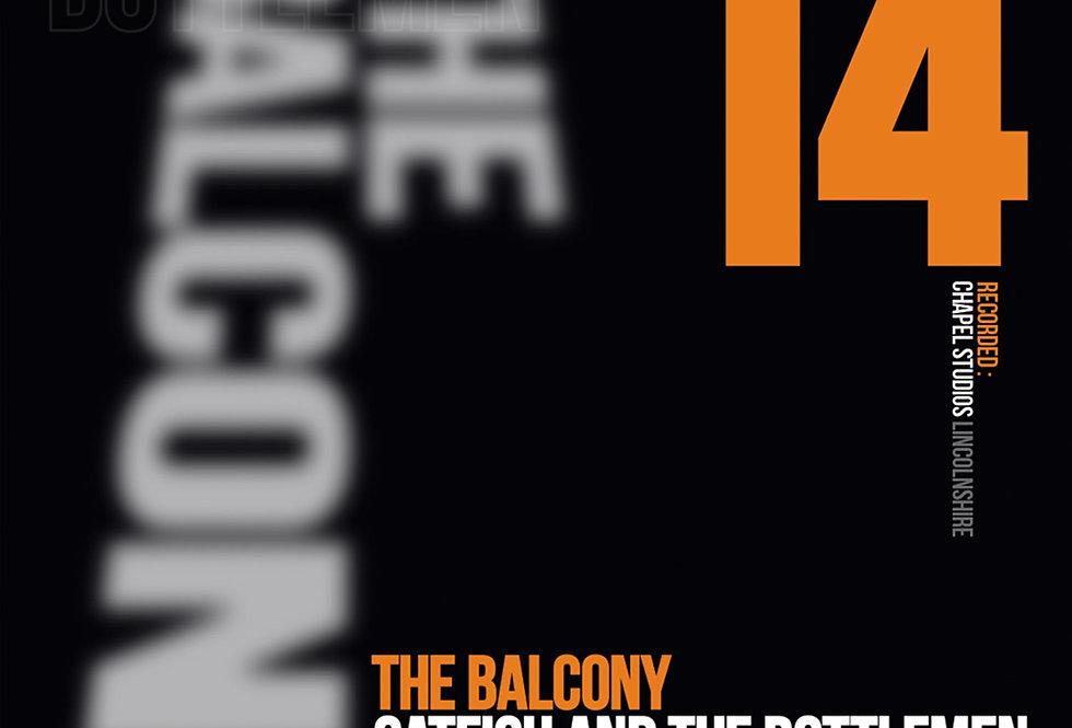 The Balcony Catfish & The Bottlemen Art Print