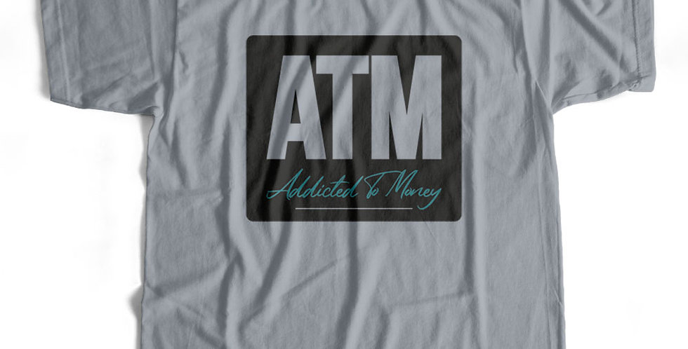 ATM Addicted To Money J-Cole Custom Made T-shirt / Hoody / Street Hoodie