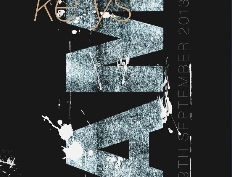 AM Arctic Monkeys Grunge Poster Art Print