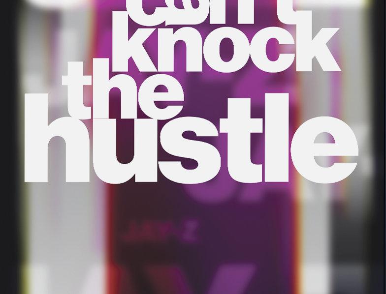 Jay-Z Can'tKnock The Hustle Poster Art Print