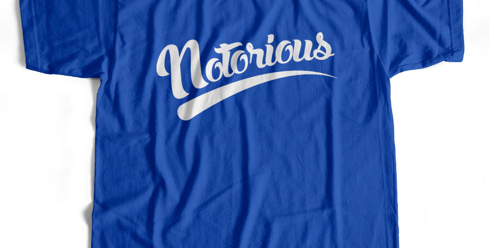 Team Notorious T-shirt and Hoody