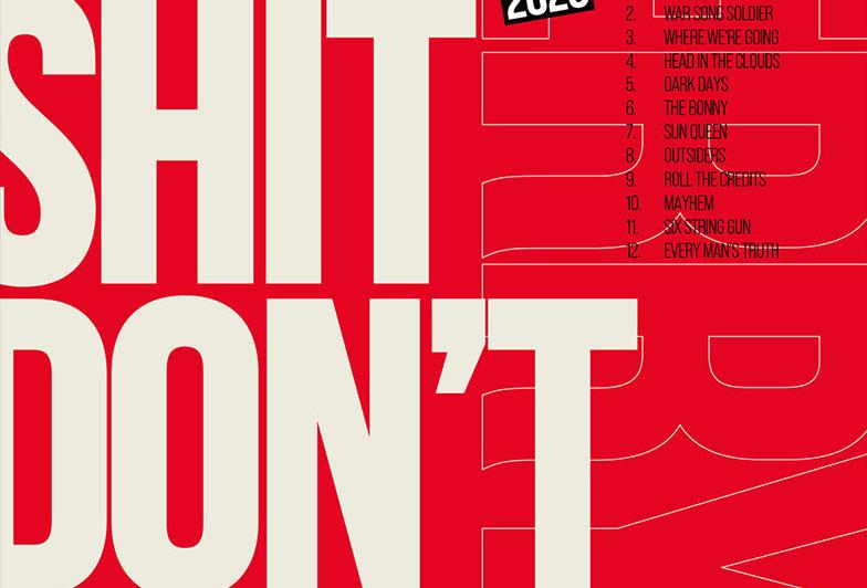 Gerry Cinnamon The Bonny Poster Art Print
