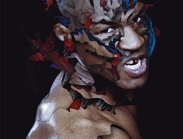 Mike Tyson Brooklyn Boxing Poster Art Print