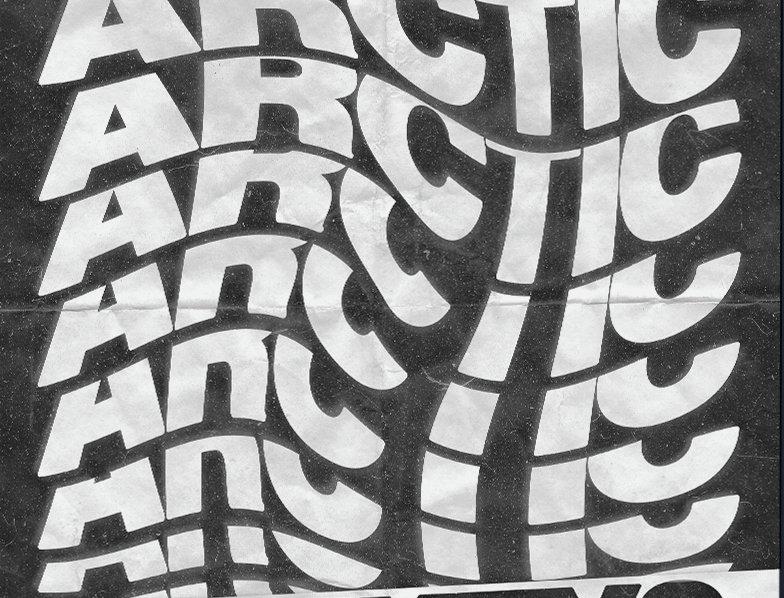Arctic Monkeys Wave Poster Art Print