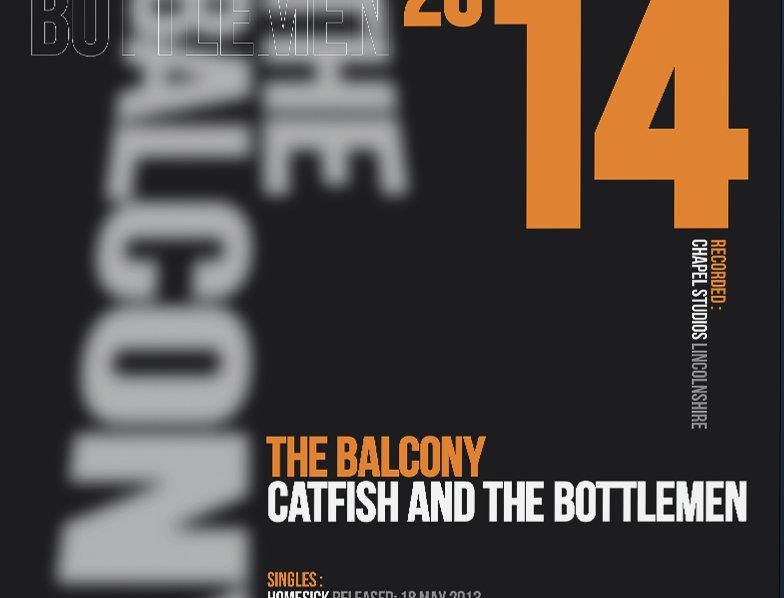Catfish & The Bottlemen Poster Art Print Post-modernist The Balcony Album