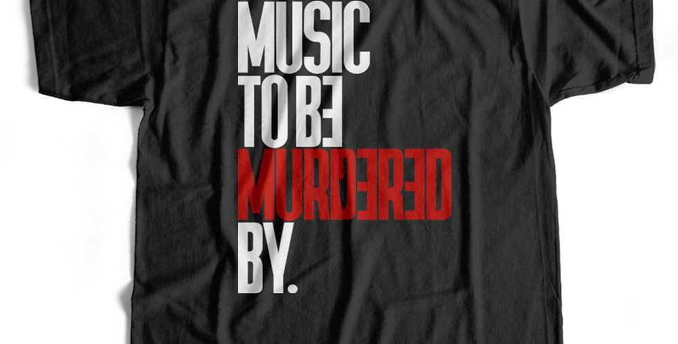 Music To Be Murdered By Eminem Hip-Hop Custom T-shirt / Hoody / Street Hoodie