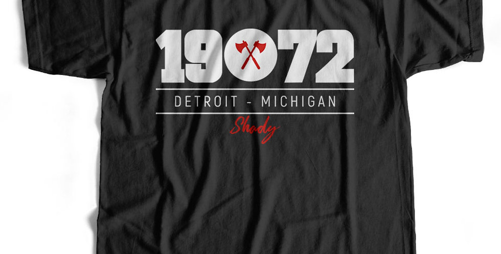 Shady 72 Music To Be Murdered By Eminem Hip-Hop Custom T-shirt / Hoody / Street