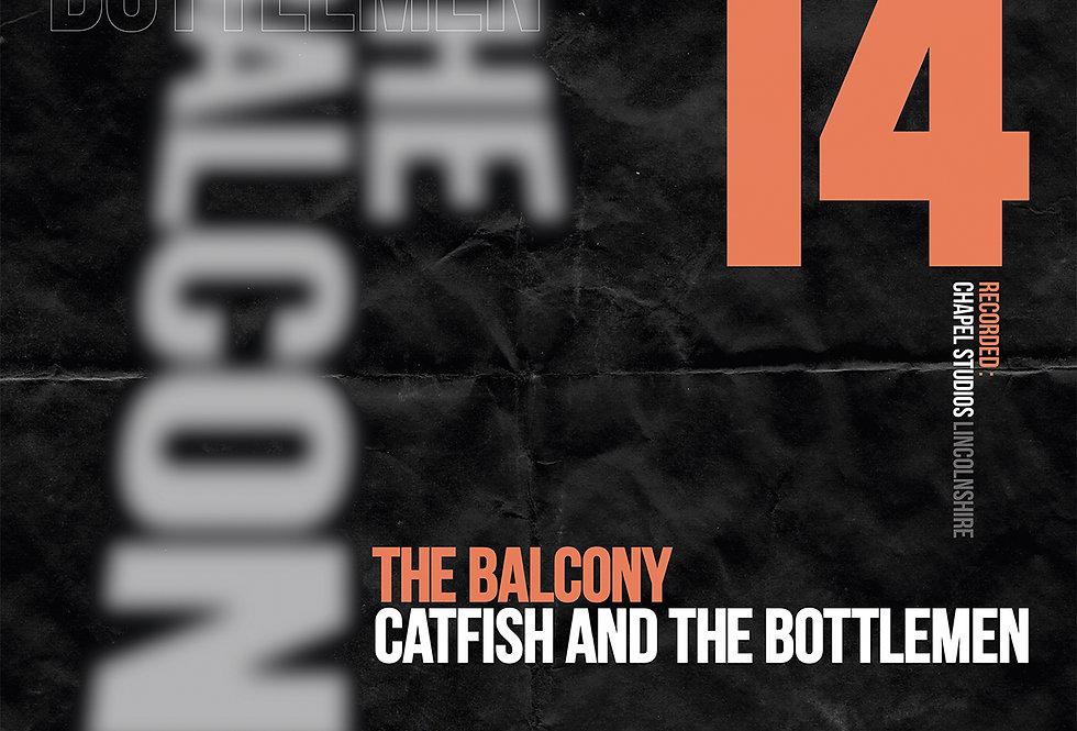Catfish and The Bottlemen Poster Art Print The Balcony