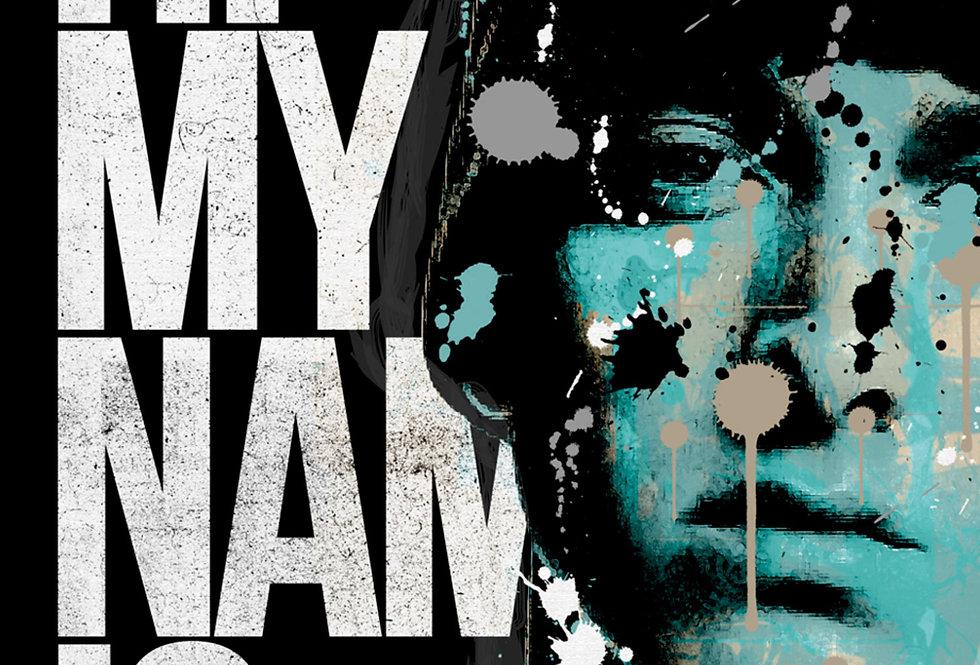 Hi My Name Is.. Eminem Graffiti Art
