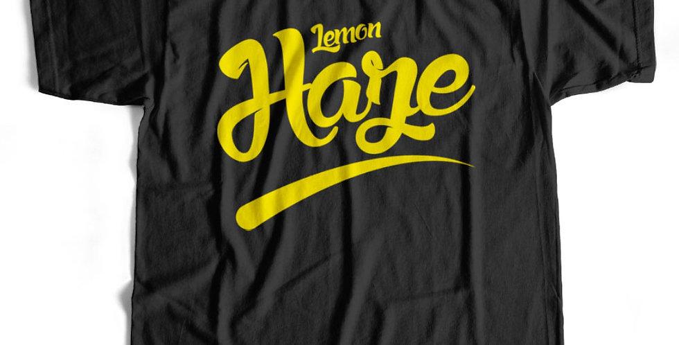 Lemon Haze Weed Strain Tee & Hoody