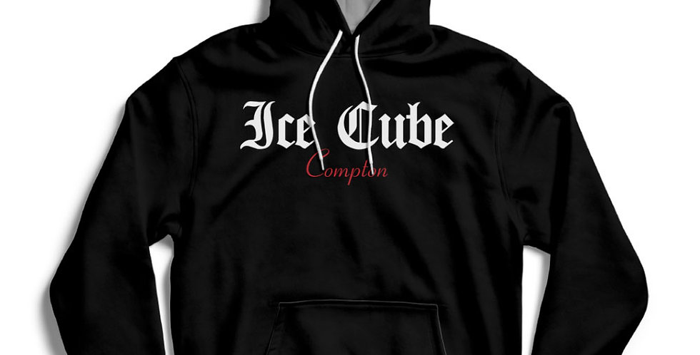 Old English Ice Cube Hip-Hop  Custom Made T-shirt / Hoody / Street Hoodie