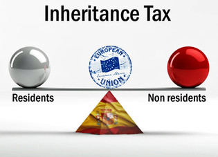Europeans to get the Refund of the Spanish Inheritance Tax