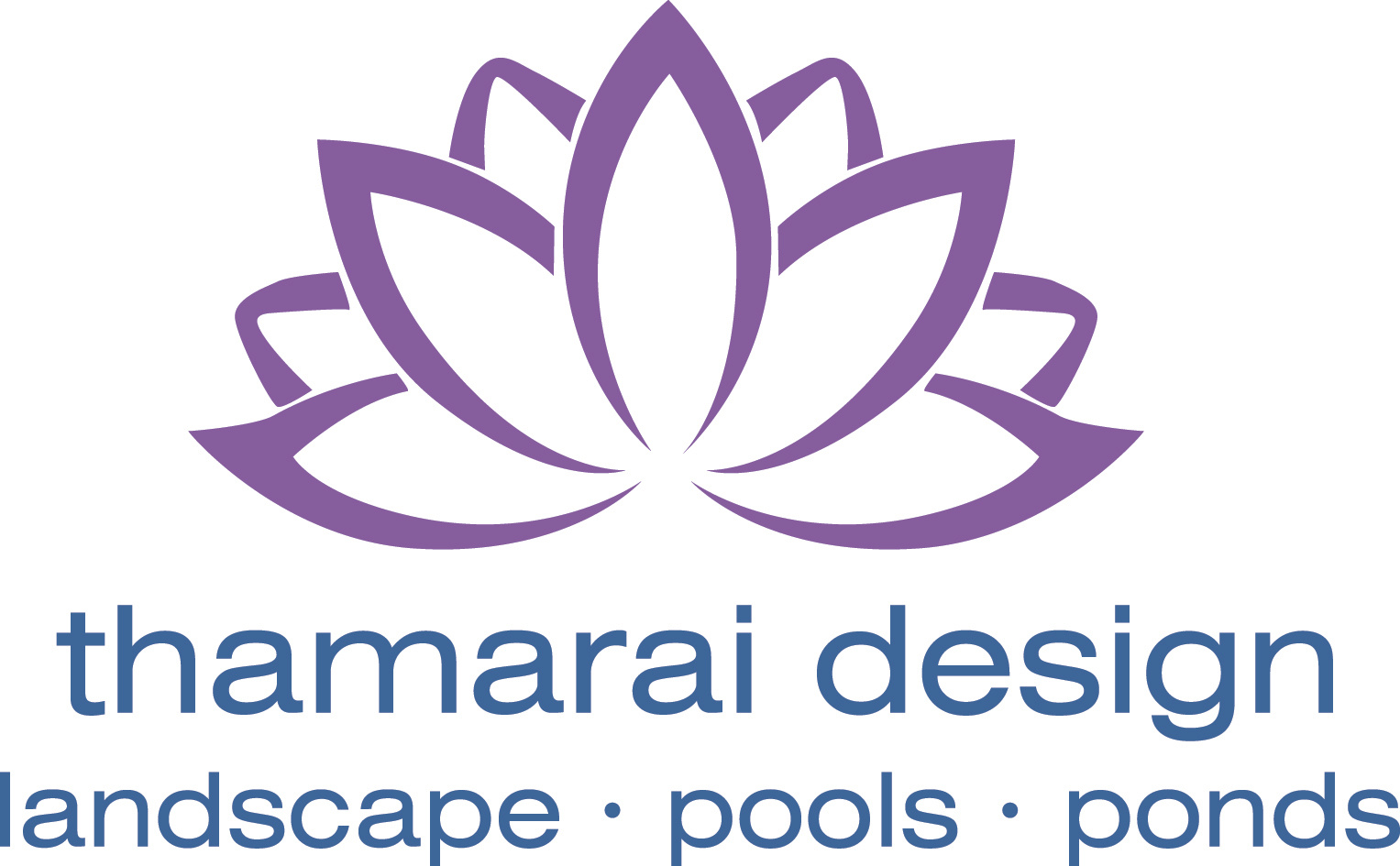 Thamarai Design - Landscape and pool