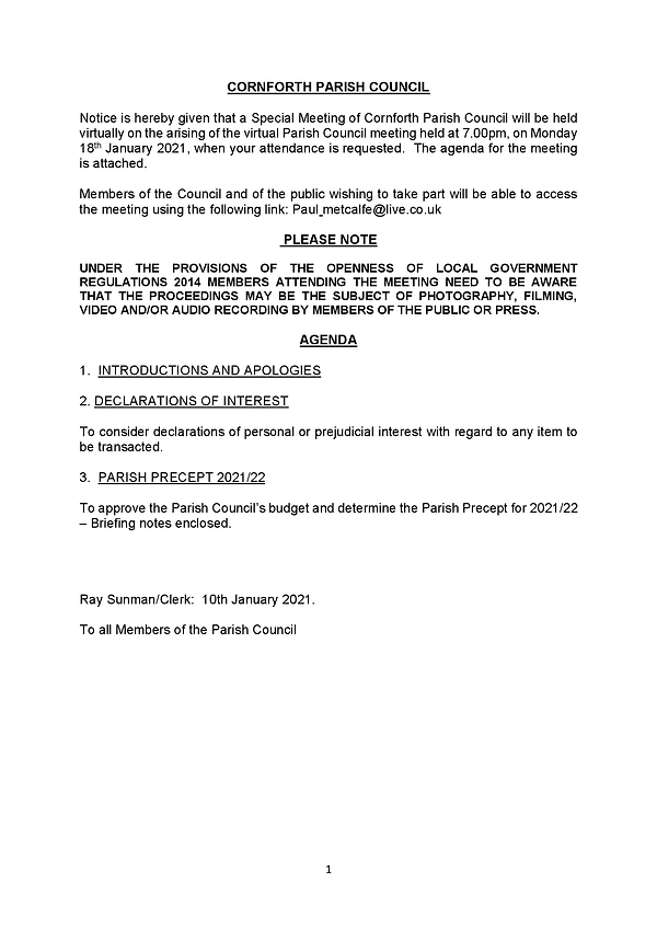 Budget Agenda 18th January 2021.png