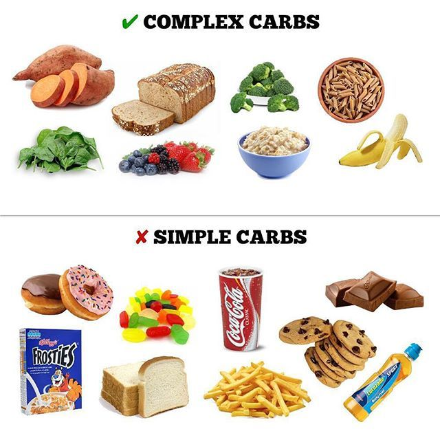 Complex Carbs Vs Simple Carbs Which Do You Eat Revisionfitnessclub