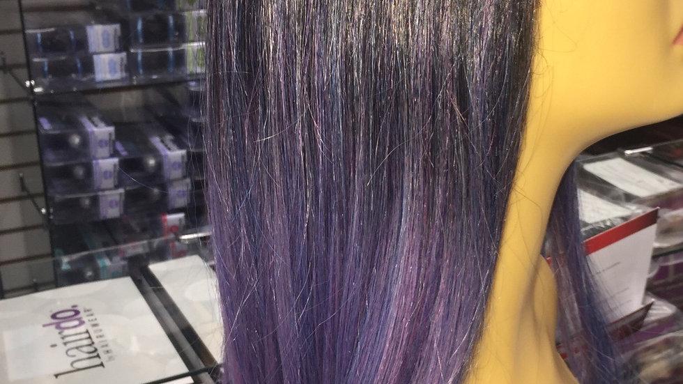 Lilac Oil Sheen