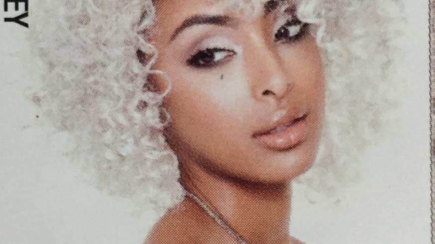 Medium Curl Afro