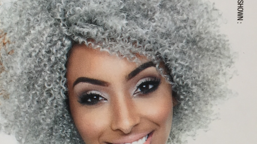Tight Curl Afro
