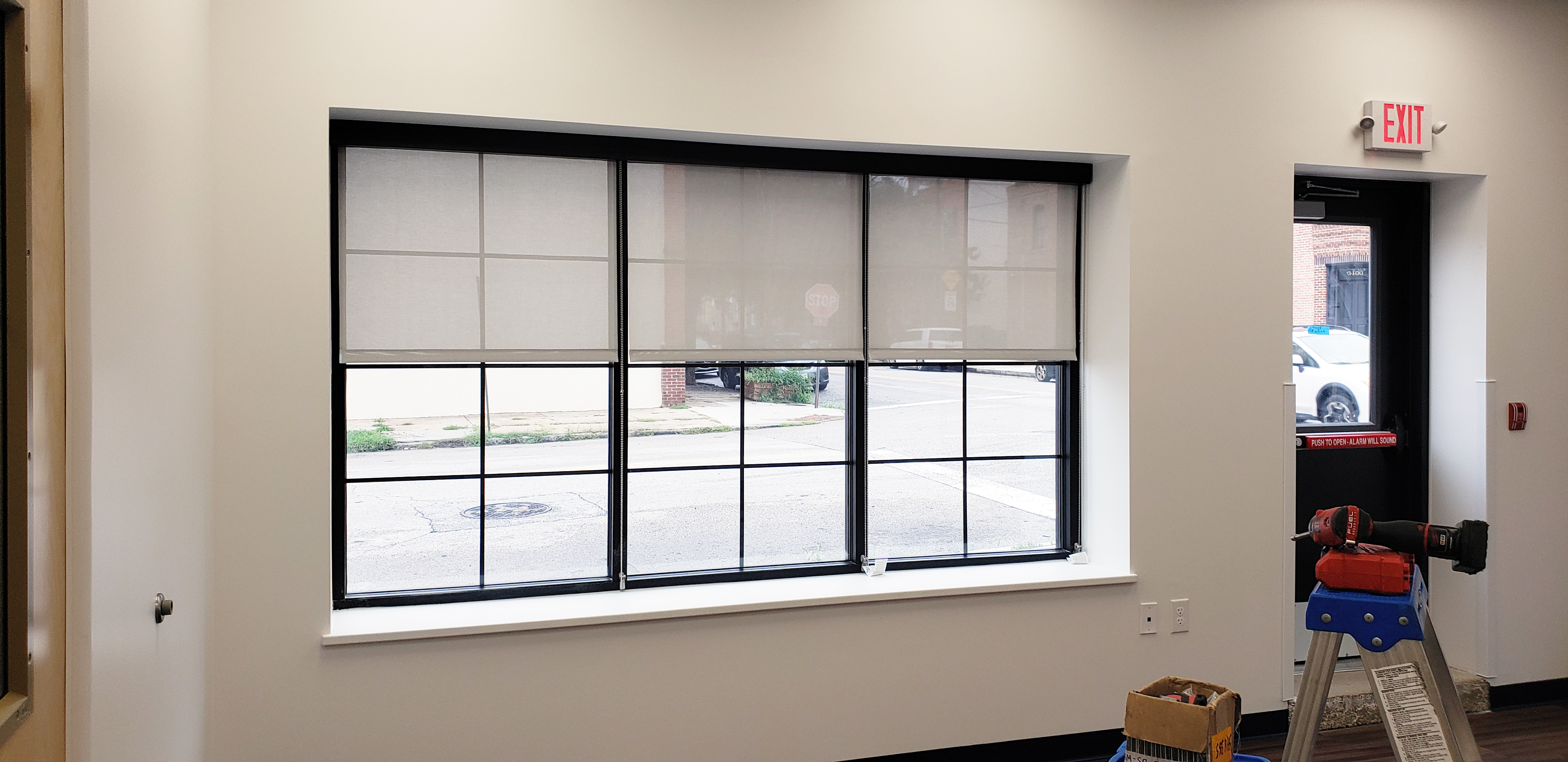 Roller Shades 5 - Repair Commercial