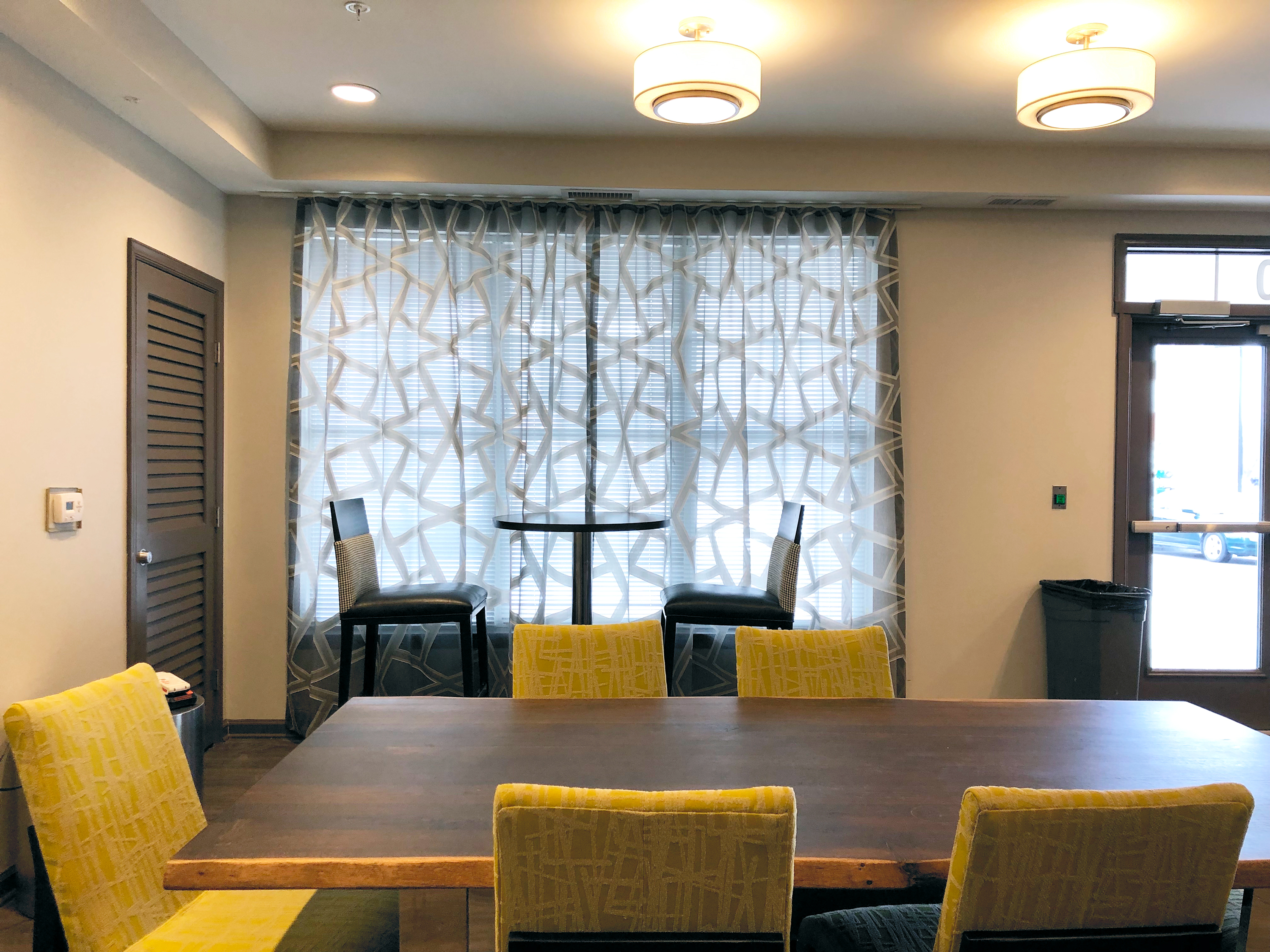 Drapery 2 full view - commercial