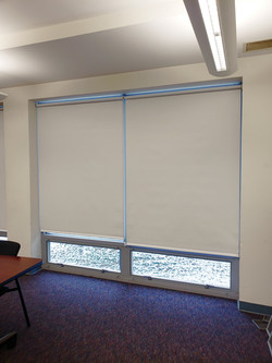 Roller Shades 3 - Commercial