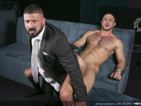 Men At Play – Job Security – Dato Foland & Marco Napoli