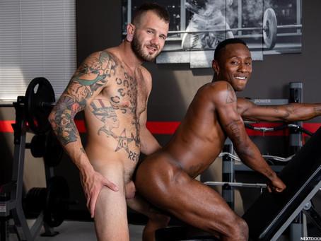 Next Door Buddies – Sweat It Out – Johnny Hill & Miller Axton