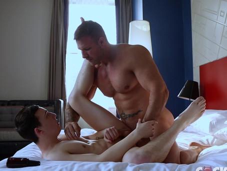 CockyBoys - Austin Wolf & Troye Jacobs
