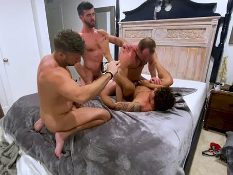 OnlyFans - Colby Melvin, Xavier Robitaille, Brayden & Nickoles Alexander