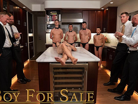 BoyForSale – Buyer's Group – TurkeyDay Party Favor